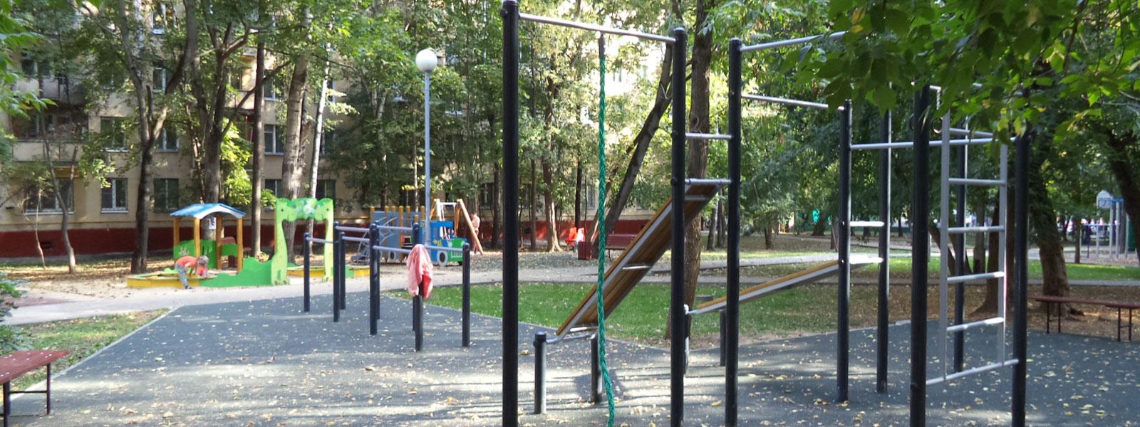 спортивная-площадка